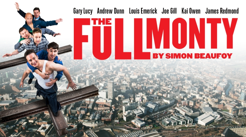 Photo of The Full Monty at the Lyceum Theatre Sheffield Review