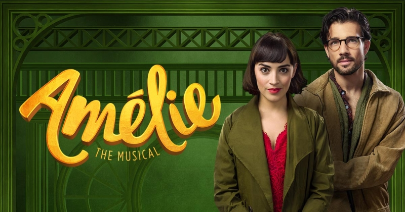 Photo of Amelie the Musical at the King's Theatre Edinburgh Review