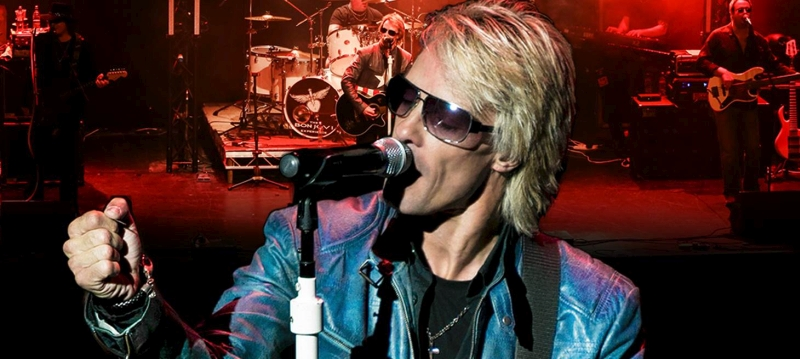 Photo of The Bon Jovi Experience at The Hawth Crawley Review