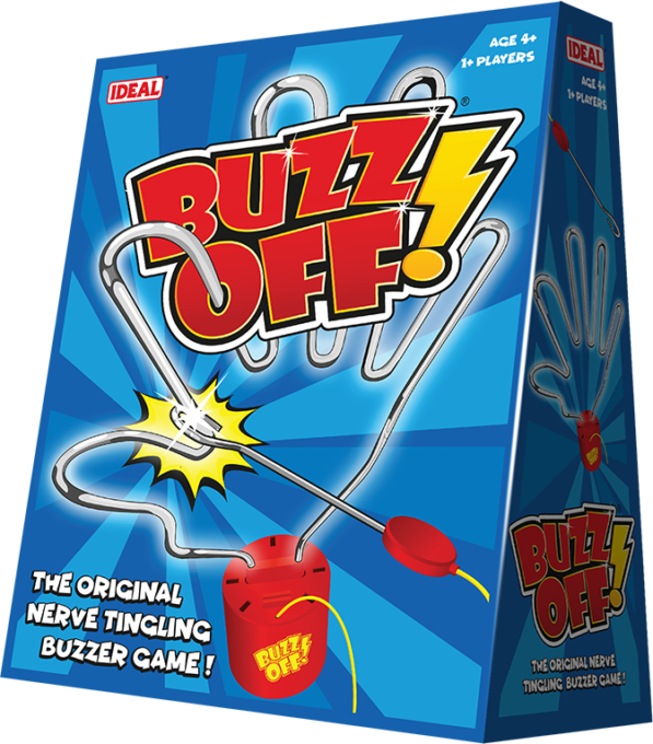 Photo of Buzz Off!