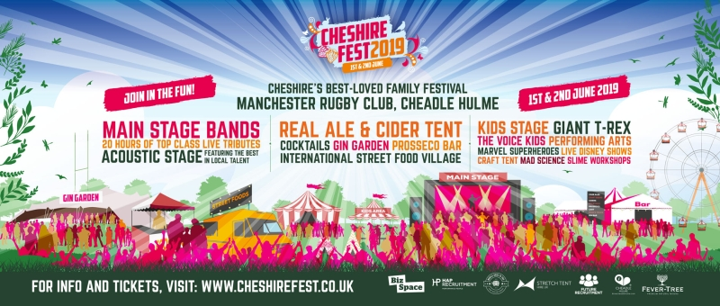 Photo of Cheshire Fest 2019 Review