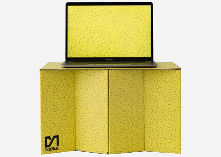 Photo of Deskmate Minimate Laptop Standing Desk Convertor Review