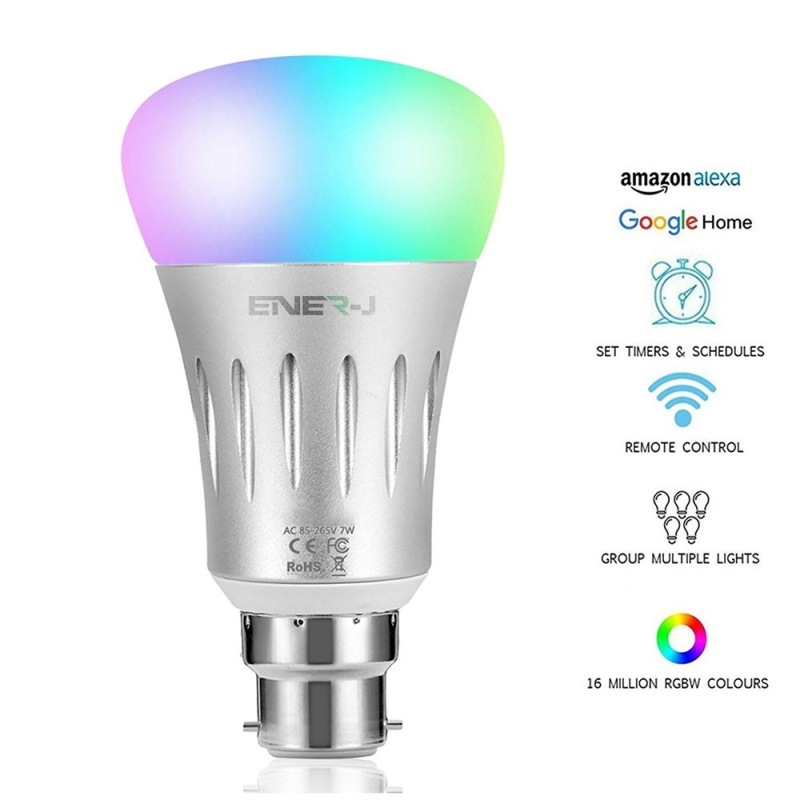 Photo of ENER-J Wi-Fi Smart LED Lightbulb Review