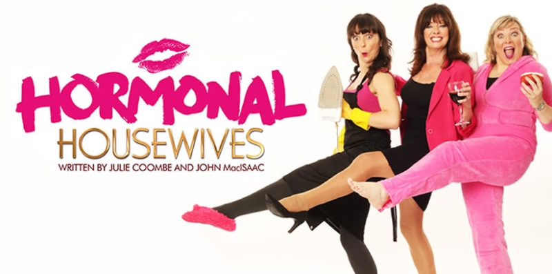 Photo of Hormonal Housewives at the Waterside Theatre Aylesbury Review