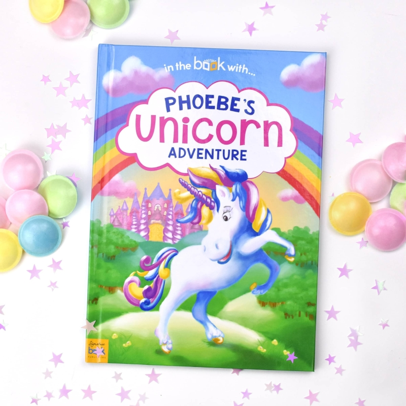 Photo of My Personalised Unicorn Adventure Book Review
