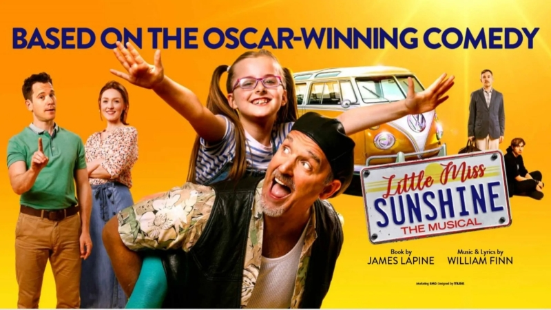 Photo of Little Miss Sunshine at the Theatre Royal Brighton Review