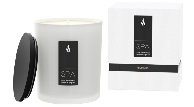 Photo of Parks London Plumeria Candle Review