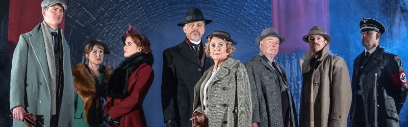 Photo of The Lady Vanishes at the Lichfield Garrick Review