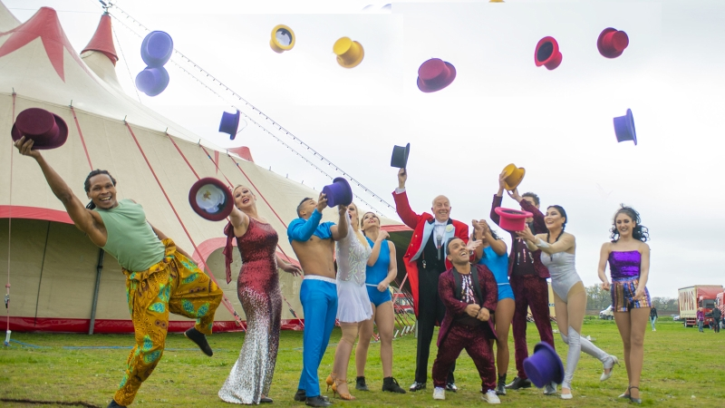 Photo of Zippos Circus – The Magnificent Top Hat Show Kilmarnock Review