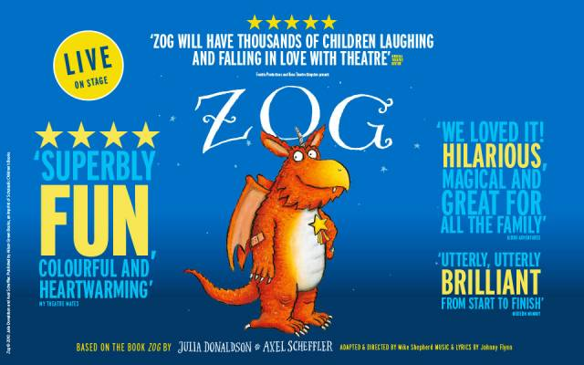 Photo of Zog Live at The Lowry Manchester Review