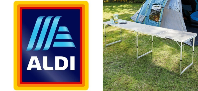Photo of Camping this Summer with Aldi Review