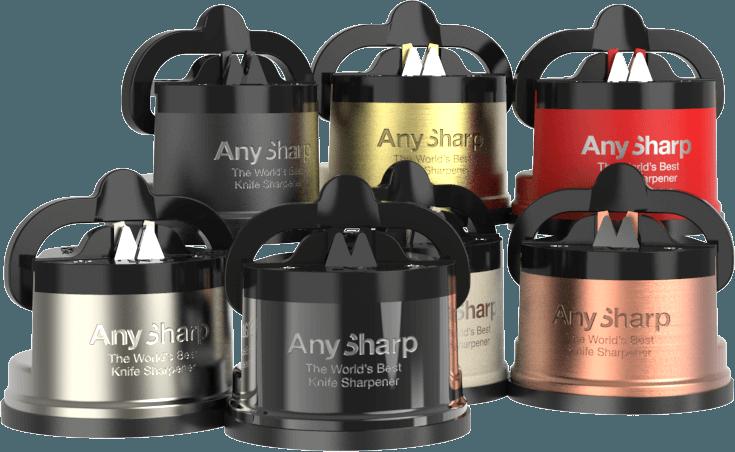 Photo of AnySharp Pro Knife Sharpener Review