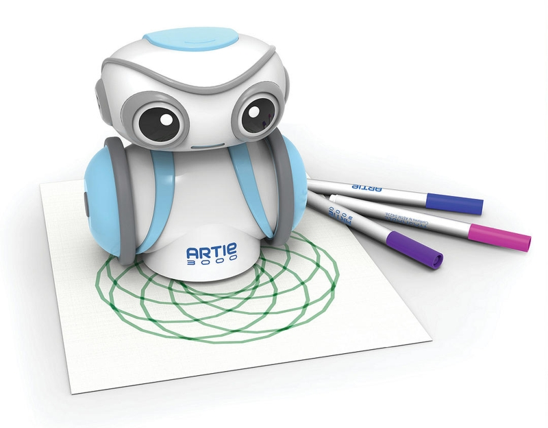 Photo of Artie 3000 – The Coding Robot Review