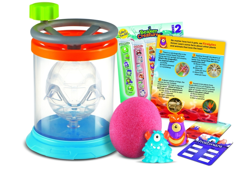 Photo of Beaker Creatures Whirling Wave Reactor Review