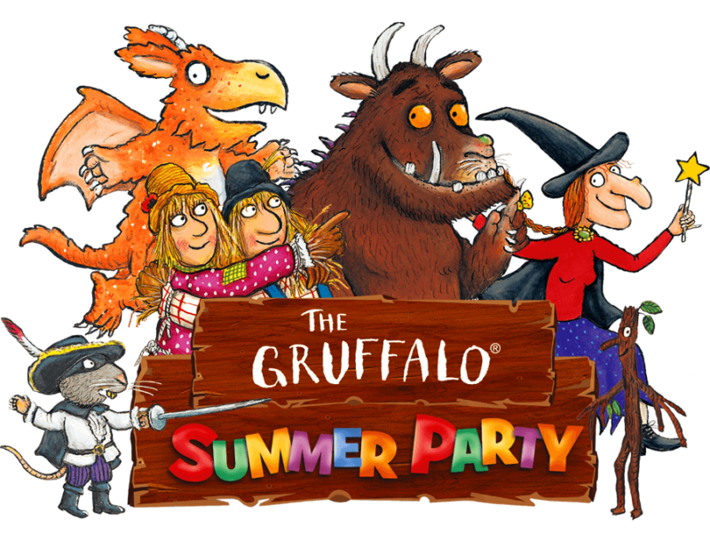 Photo of The Gruffalo Summer Party at Chessington World of Adventures Review