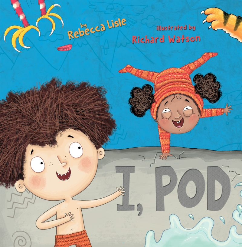 Photo of I, Pod by Rebecca Lisle Review