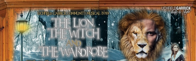 Photo of The Lion, The Witch and the Wardrobe at the Lichfield Garrick Review