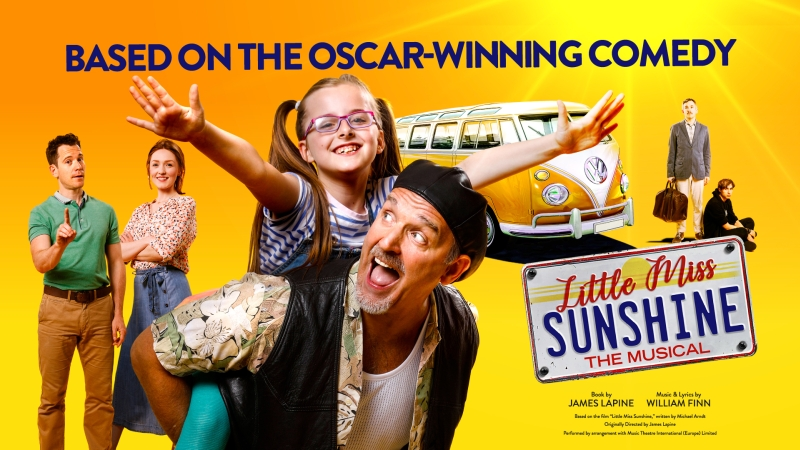 Photo of Little Miss Sunshine at the Lyceum Theatre Sheffield Review