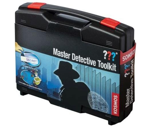 Photo of Thames & Kosmos Master Detective Toolkit Review