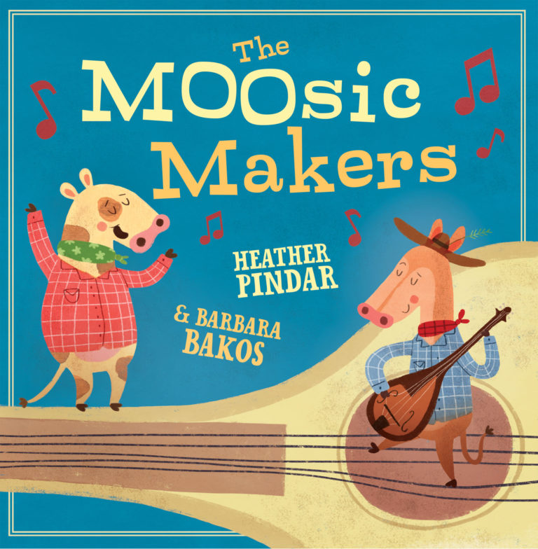 Photo of The MOOsic Makers by Heather Pindar Review