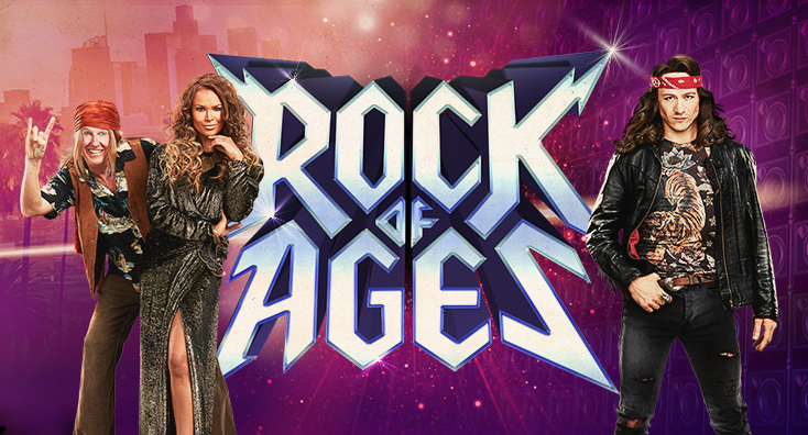 Photo of Rock of Ages at the Grand Theatre Leeds Review