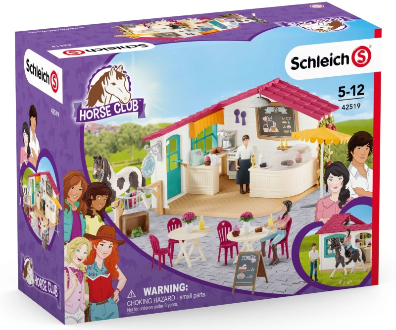 Photo of Horsing About with Schleich On A Rainy Day Review