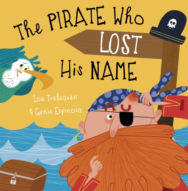 Photo of The Pirate Who Lost His Name by Lou Treleaven Review