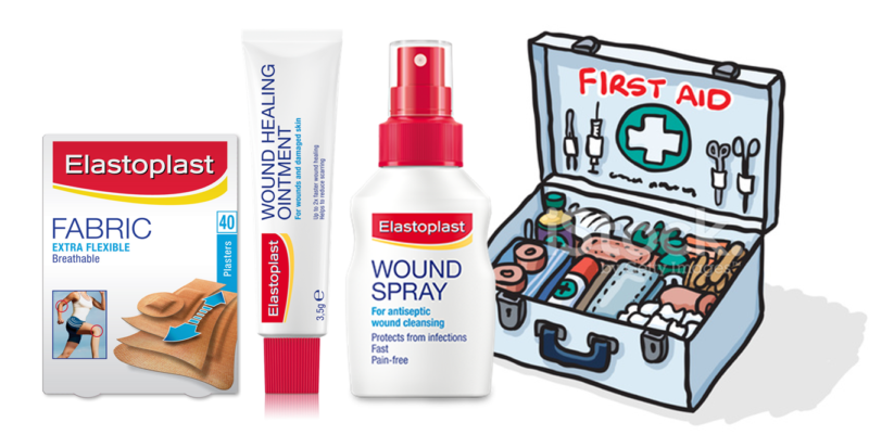 Photo of Summer with Elastoplast Review