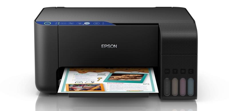 Photo of Epson EcoTank ET-2710 Printer Review
