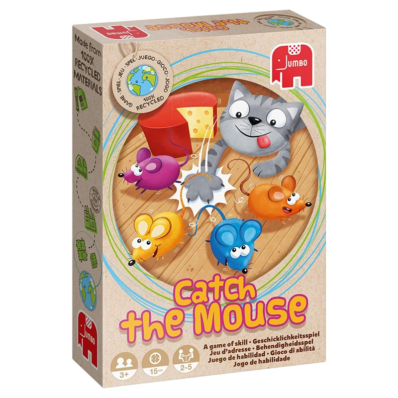 Photo of Jumbo Games Catch the Mouse Review