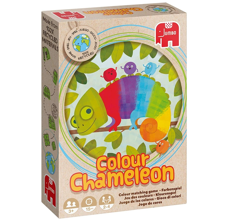 Photo of Jumbo Games Colour Chameleon Review