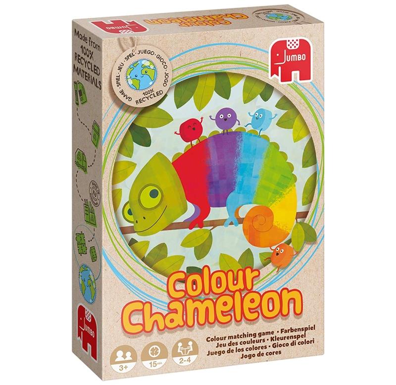 Photo of Jumbo Games Colour Chameleon Review