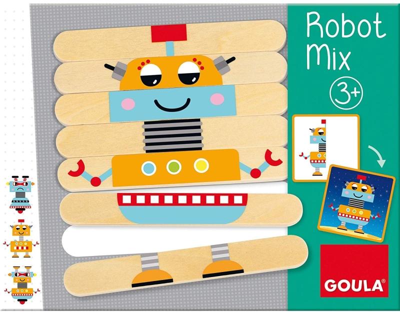 Photo of Jumbo Games Goula Robot Mix Review