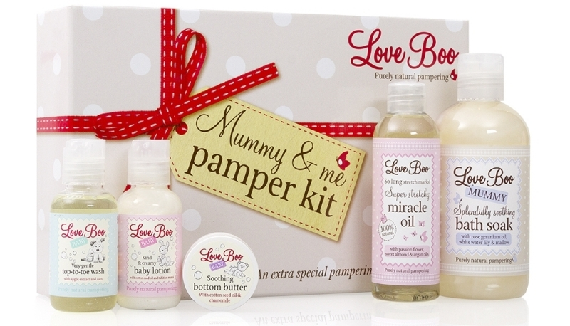 Photo of Love Boo Mummy and Me Pamper Kit Review