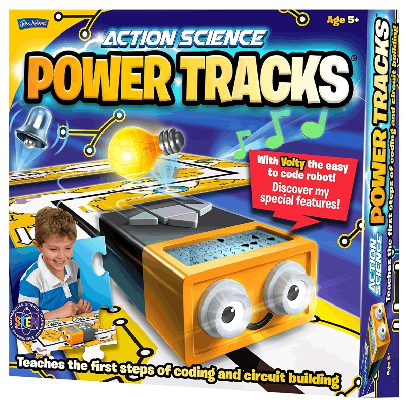 Photo of John Adams Power Tracks Review