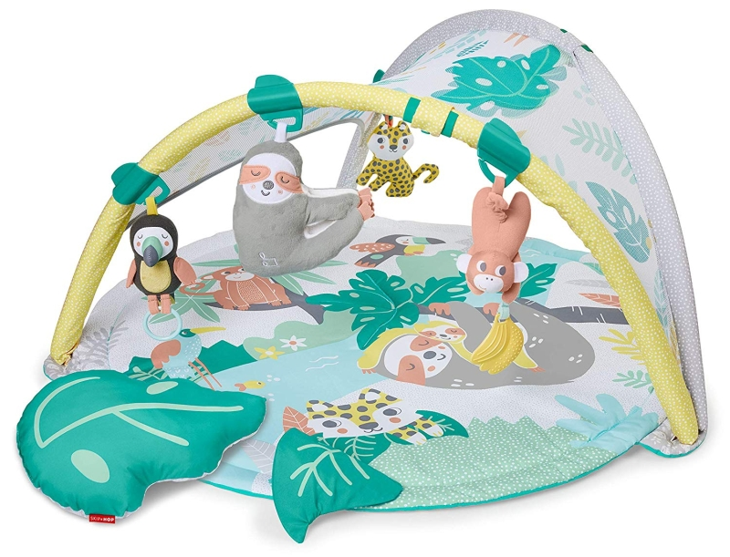 Photo of Skip Hop Tropical Paradise Activity Gym and Soother Review