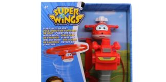 Super Wings High Flying Jett