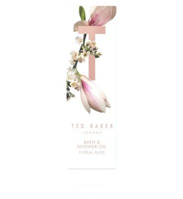 Photo of Ted Baker Floral Bliss Bath and Shower Oil Review