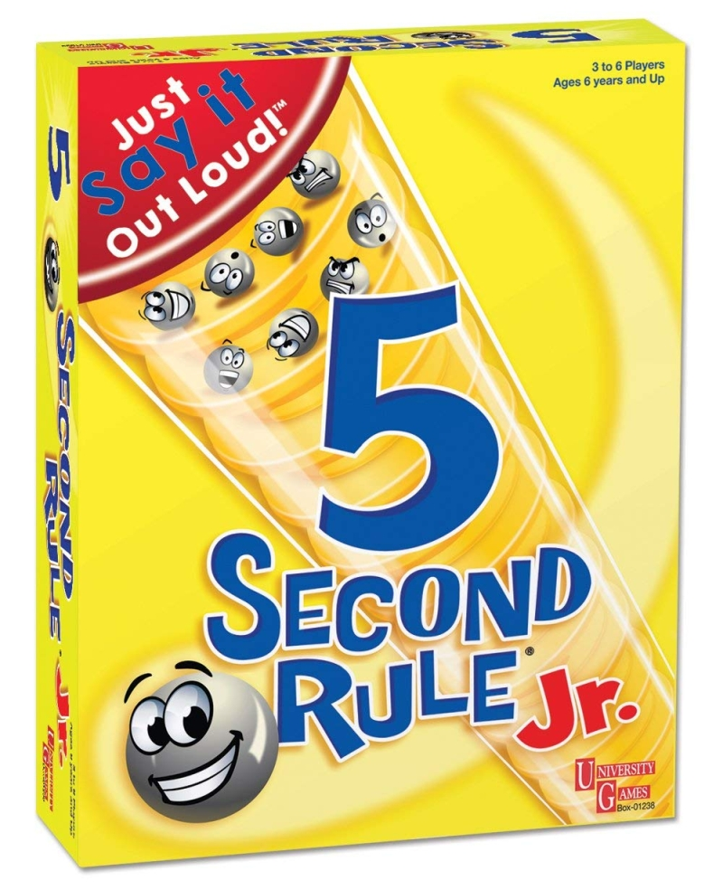 Photo of 5 Second Rule Jr Review