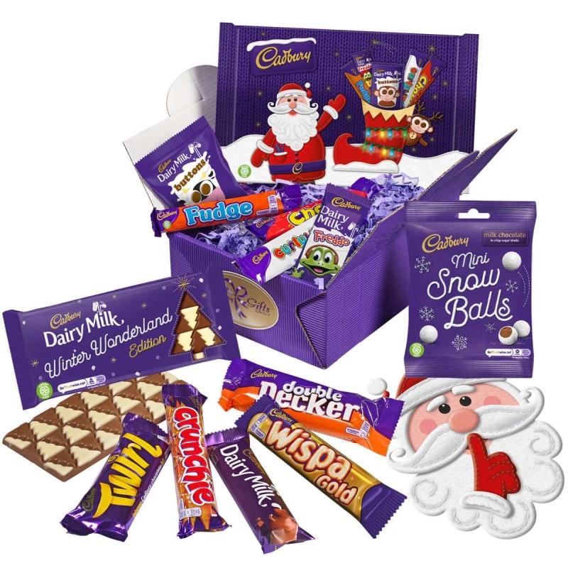 Photo of Cadbury Christmas Treasure Box Review