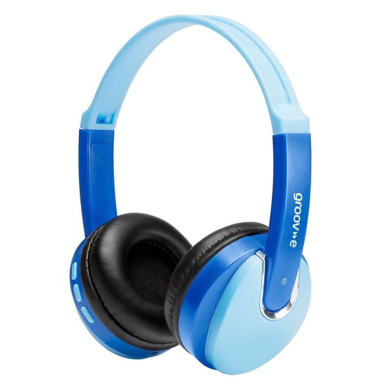 Photo of Groov-e Kidz Wireless DJ Style Bluetooth Headphones Review