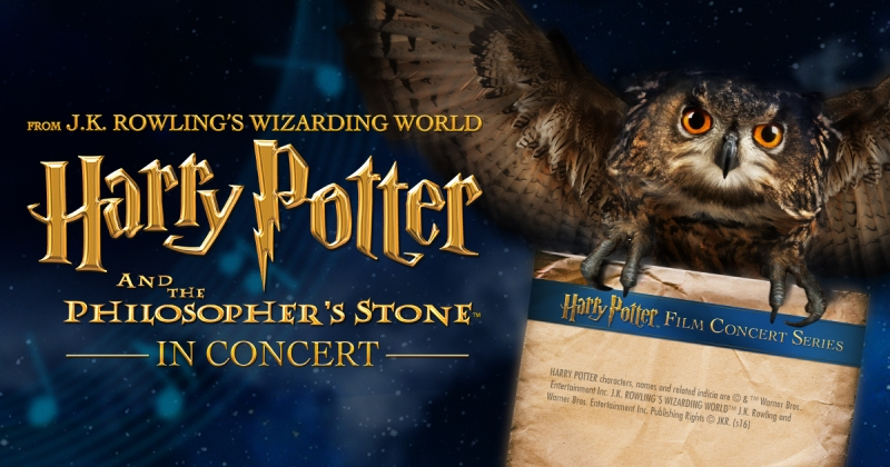 Photo of Harry Potter and the Philosopher's Stone™ In Concert at the Theatre Royal Nottingham Review