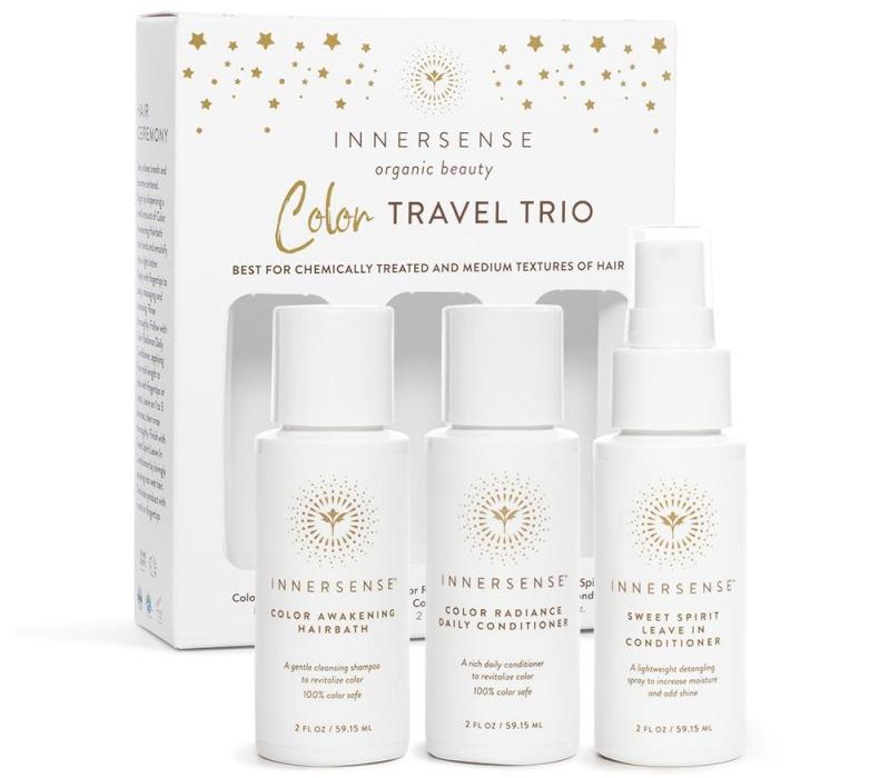 Photo of Innersense Colour Travel Trio Review