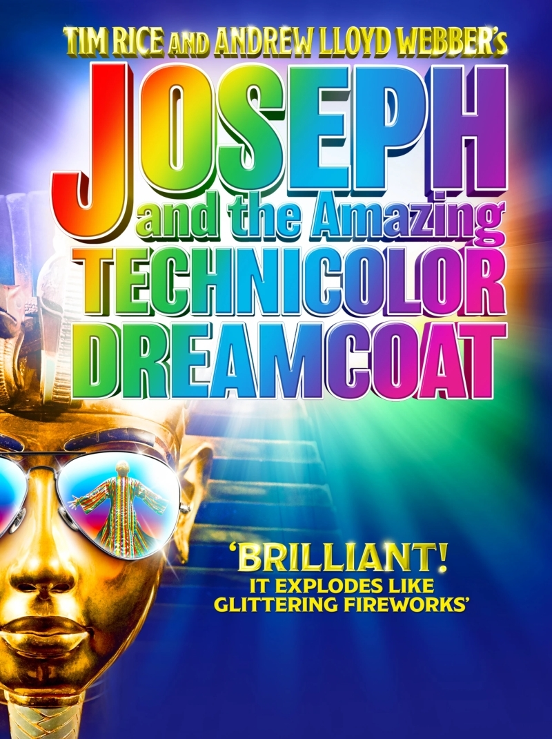 Photo of Joseph and the Amazing Technicolor Dreamcoat at the King's Theatre Glasgow Review