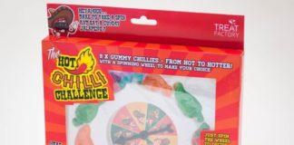 Hot Chilli Challenge