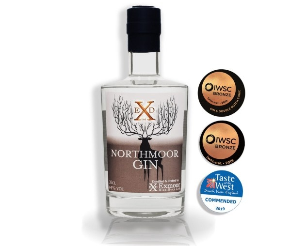 Photo of Northmoor Gin Review