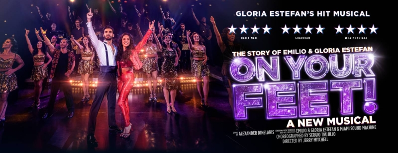 Photo of On Your Feet at Milton Keynes Theatre Review