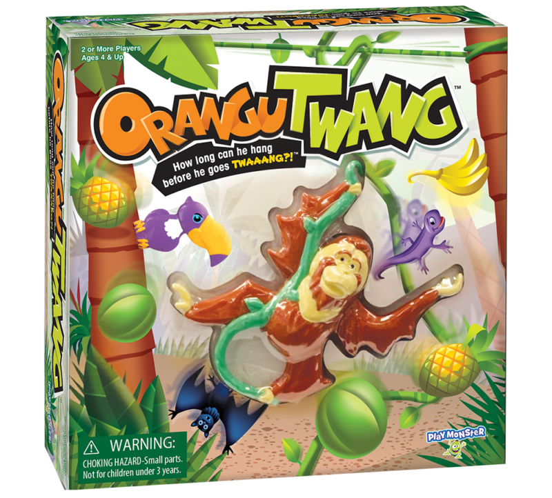 Photo of OranguTwang Review