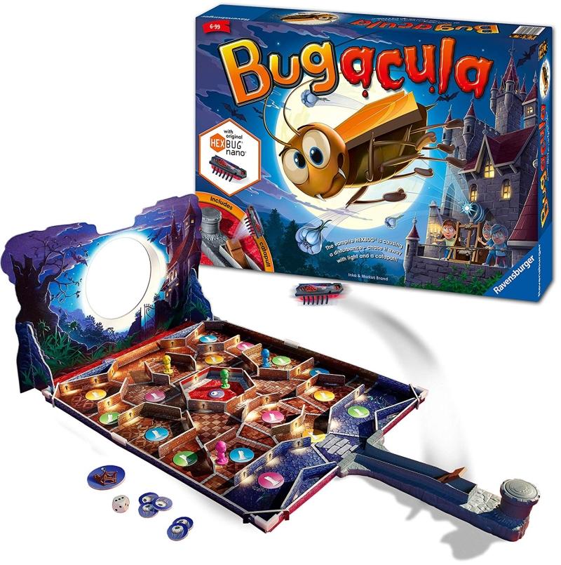 Photo of Ravensburger Bugacula Board Game Review