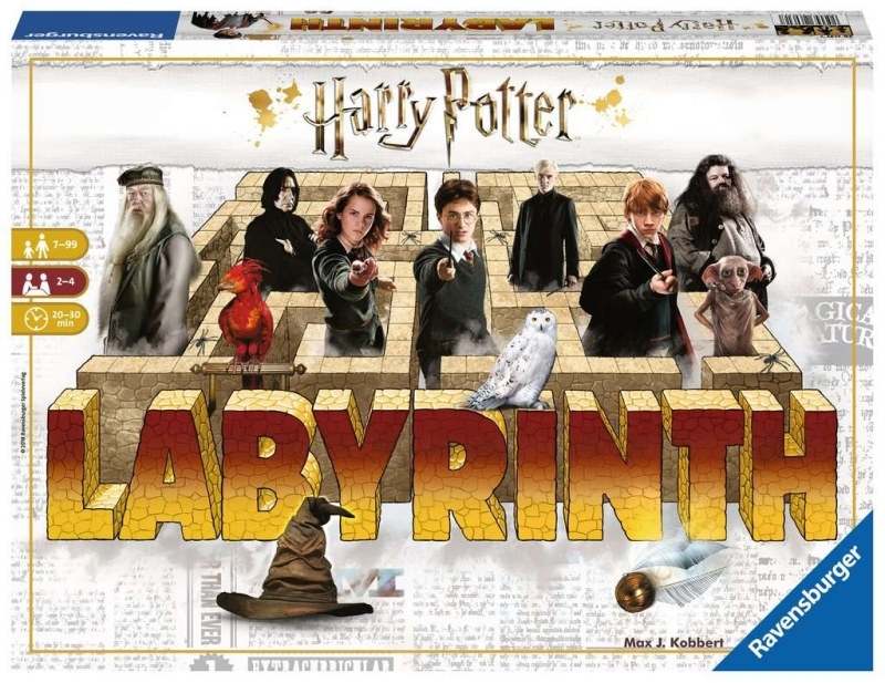 Photo of Ravensburger Harry Potter Labyrinth Review